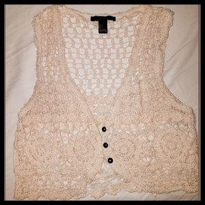 Forever 21 : Knit Vest